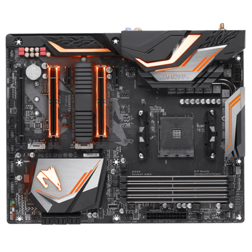 GIGABYTE Alaplap AM4 X470 AORUS GAMING 5 WIFI AMD X470, ATX (X470 AORUS GAMING 5 WIFI)