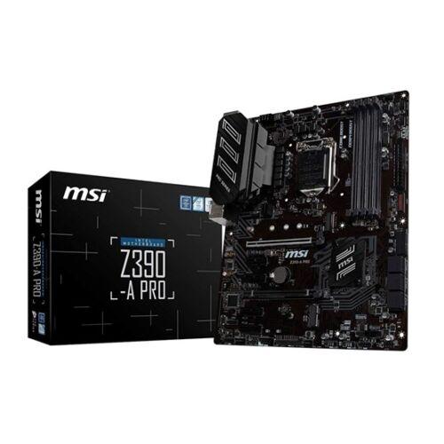 MSI s1151 Z390-A PRO (Z390-A PRO)