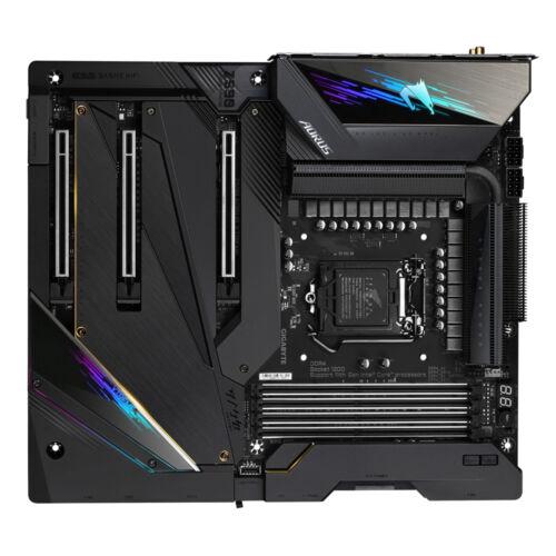 Gigabyte Z590 AORUS XTREME alaplap Intel Z590 Express LGA 1200 Extended ATX (Z590 AORUS XTREME)
