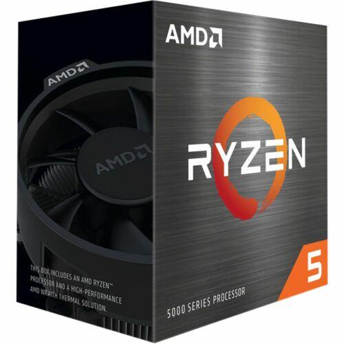 AMD Ryzen 5 5600X 3.7GHz Socket AM4 dobozos (100-100000065BOX)