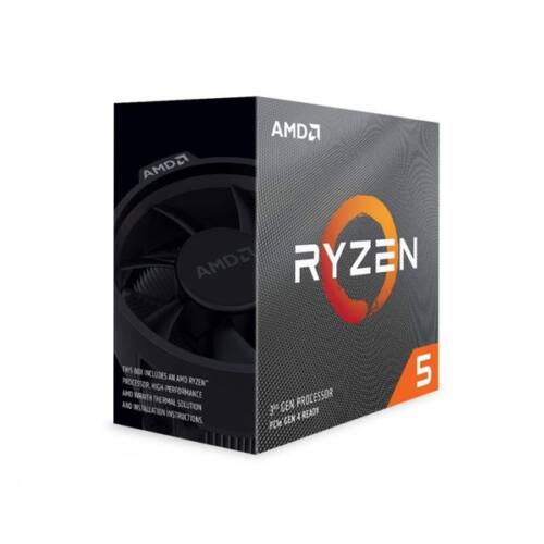 CPU AMD Ryzen 5 3600X AM4 BOX (Wraith Spire) (100-100000022BOX)