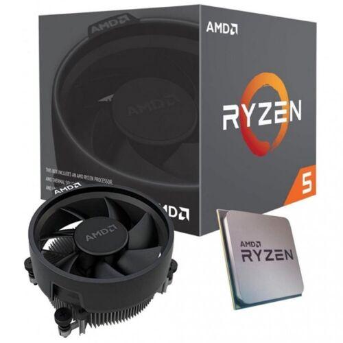 AMD Ryzen 5 3600 Box AM4 (3,600GHz) with Wraith Stealth cooler (100-100000031BOX)