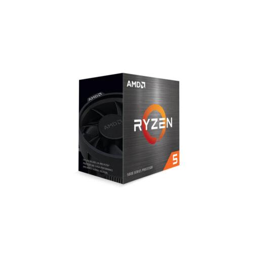 AMD Ryzen 5 5600G processzor 3,9 GHz 16 MB L3 Doboz (100-100000252BOX)