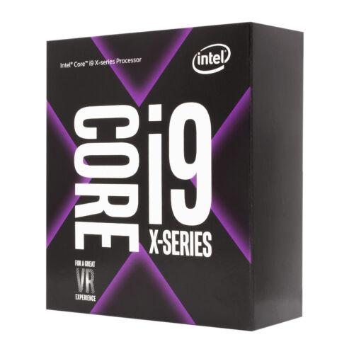 Intel Core i9-7940X - 7th gen Intel® Core™ i9 - 3.1 GHz - LGA 2066 - PC - i9-7940X - 8 GT/s (BX80673I97940X)