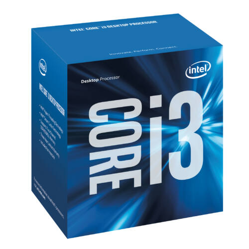 Intel Box Core i3 Processor i3-7100 3,90Ghz 3M Kaby Lake (BX80677I37100)
