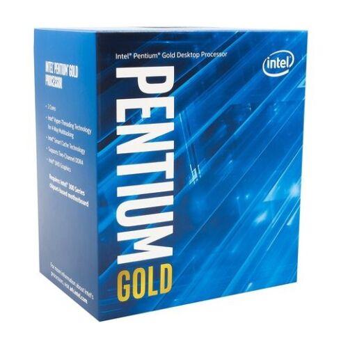INTEL Pentium Gold G5400 3,7GHz 4MB LGA1151 BOX (BX80684G5400)