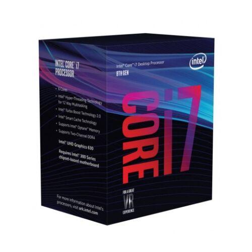 INTEL Core i7-8700K 3,7GHz 12MB LGA1151 BOX (BX80684I78700K)