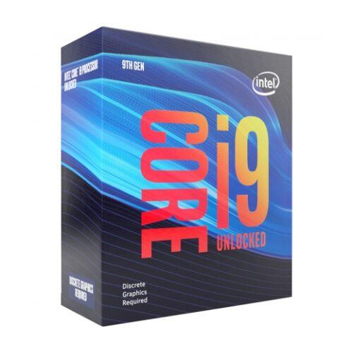 Intel Box Core i9 Processor i9-9900KF 3,60Ghz 16M Coffee Lake (BX80684I99900KF)