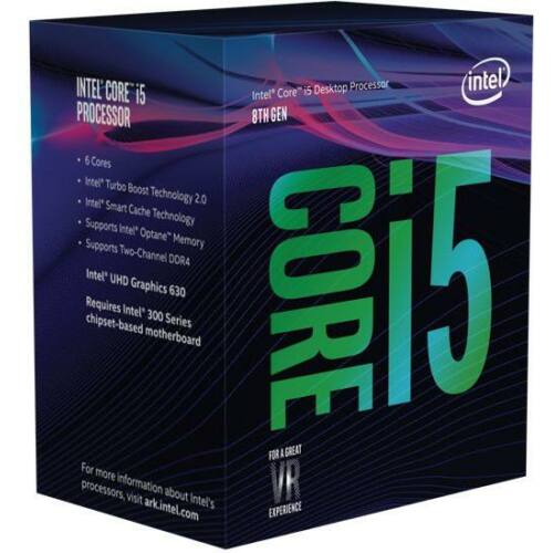 Intel Tray Core i5 Processor i5-8500 3,00Ghz 9M Coffee Lake (CM8068403362607)
