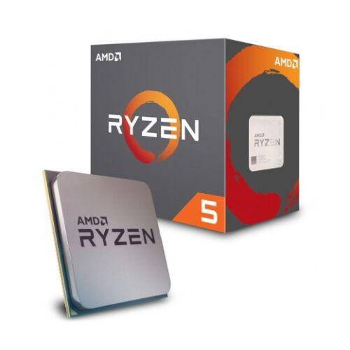 AMD Ryzen 5 2600X AM4 BOX (Wraith Spire) (YD260XBCAFBOX)
