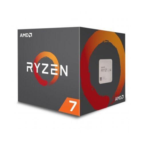 AMD Ryzen 7 2700 AM4 BOX (Wraith Spire LED) (YD2700BBAFBOX)