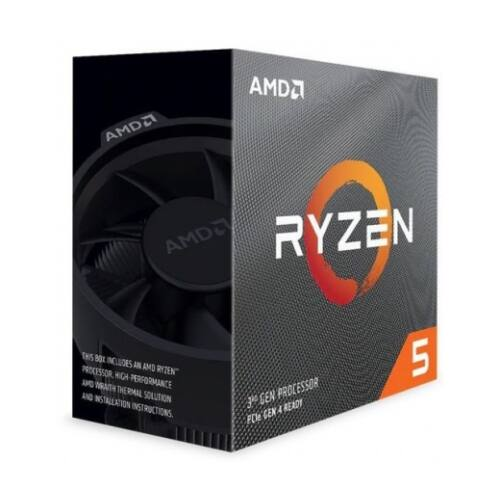 AMD Ryzen 5 3400G Box AM4 (4,200GHz) YD3400C5FHBOX with Wraith Stealth cooler (YD3400C5FHBOX)