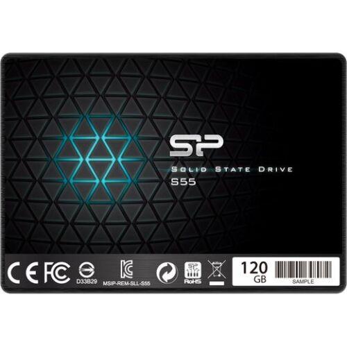 "SATA 2,5"" SILICON POWER 120GB Slim S55 7mm (SP120GBSS3S55S25)"