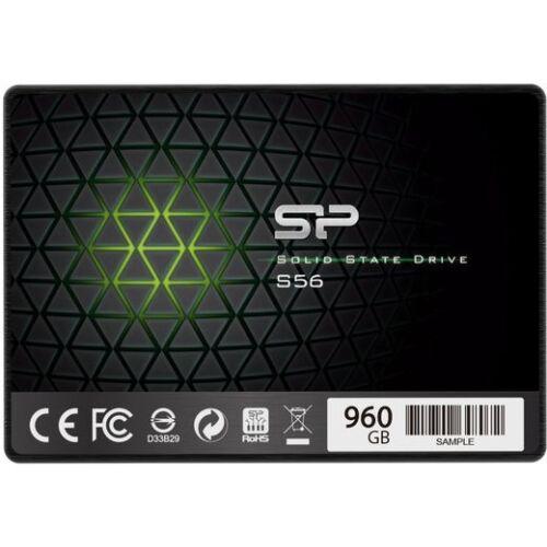 "SATA 2,5"" SILICON POWER 960GB Slim S56 7mm (SP960GBSS3S56A25)"