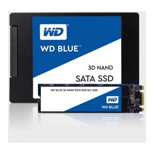 WD Blue 3D NAND PC Sata-III 250GB (WDS250G2B0A)