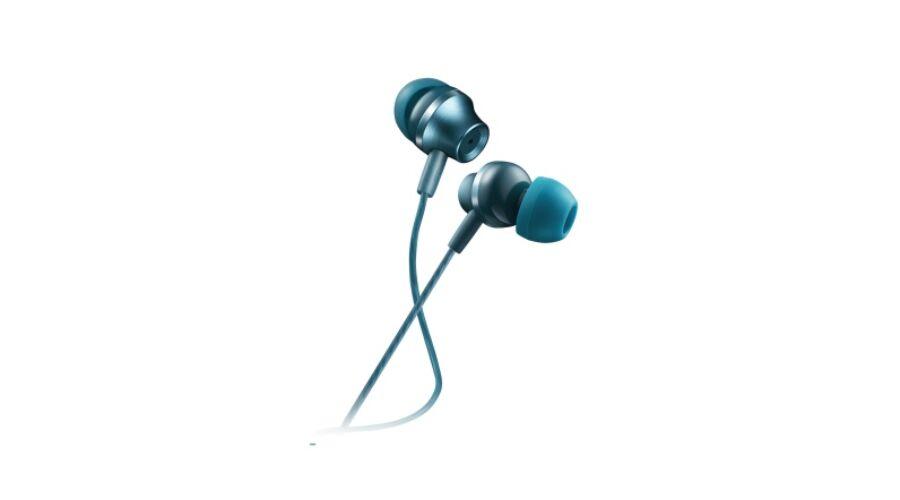 CANYON CNSCEP3BG fülhallgató mikrofonnal kék-zöld metál (CNSCEP3BG ... a9bea98b3b