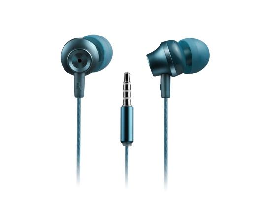 CANYON CNSCEP3BG fülhallgató mikrofonnal kék-zöld metál (CNSCEP3BG) -  Fejhallgatók 6f2cf966af